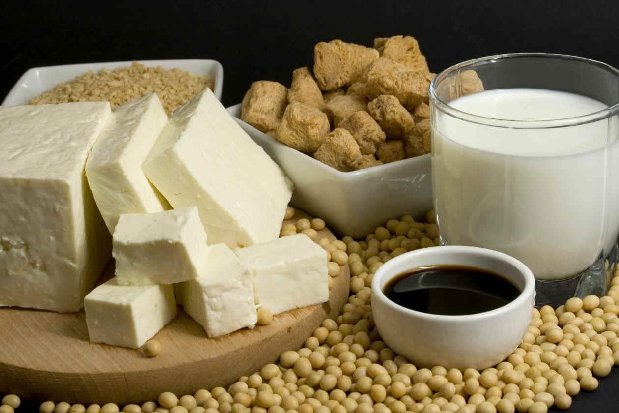 En tofú, leche, croquetas... ¡¡la soya es un mundo de posibilidades!!