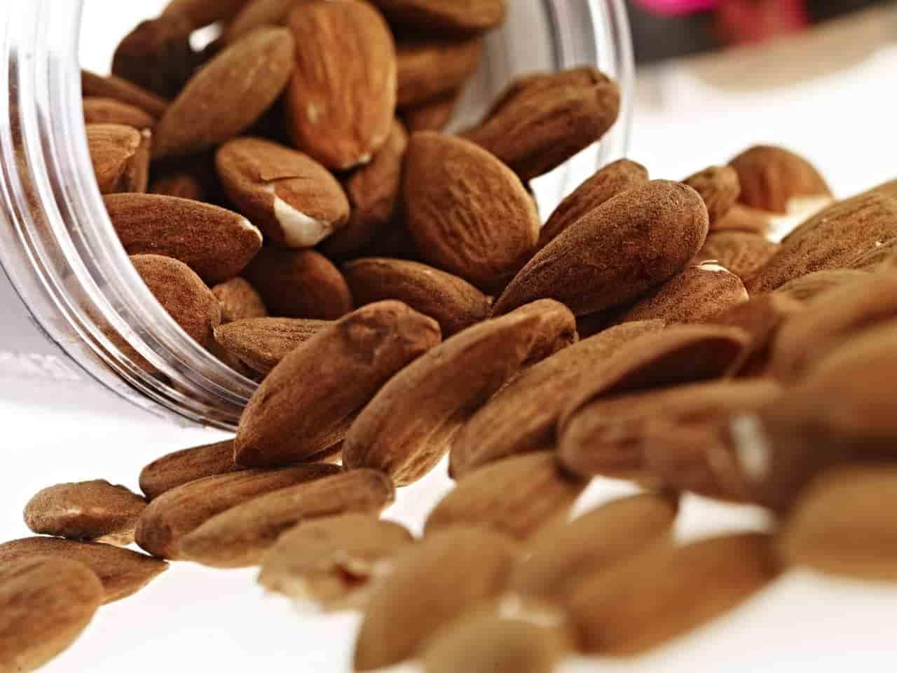 No todas las grasas son malas para nosotros. El Omega 3 es sano y también delicioso, como lo muestran las almendras, ricas en el.