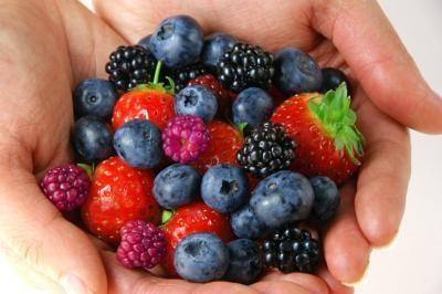 Fresas, uvas, frambuesas... muchas opciones deliciosas