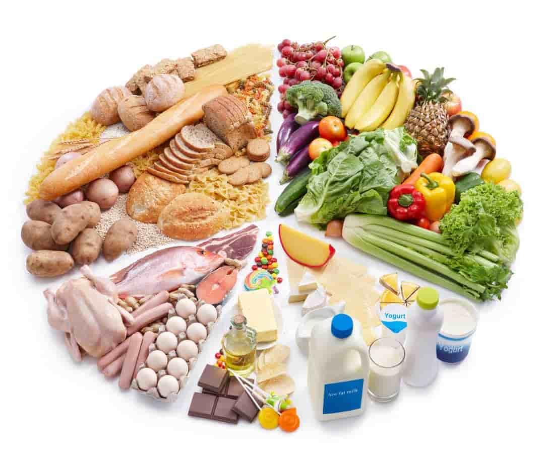 Pocas dietas tan buenas como la de los puntos para comer con equilibrio.