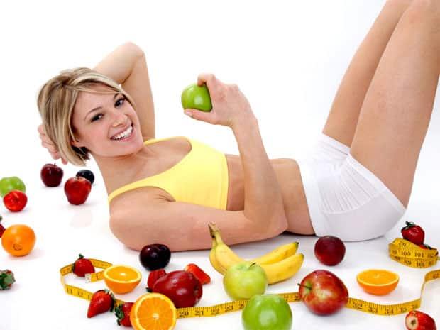 dieta con ejercicio