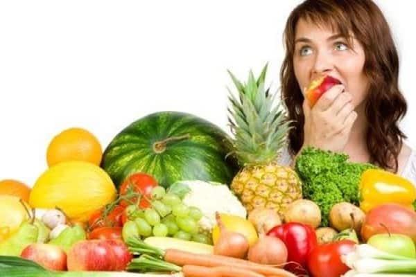 Las frutas llegaron para ayudarte. Hay muchas: no te restrinjas a una.