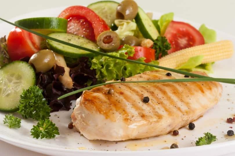 Dietas bajas en grasa: saludables, pero también sabrosas