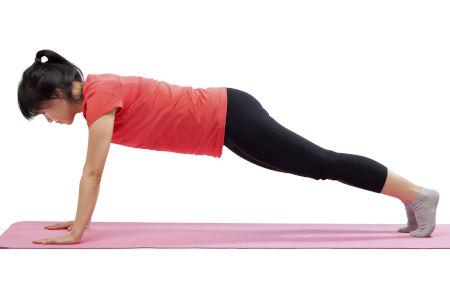 flexion de brazos