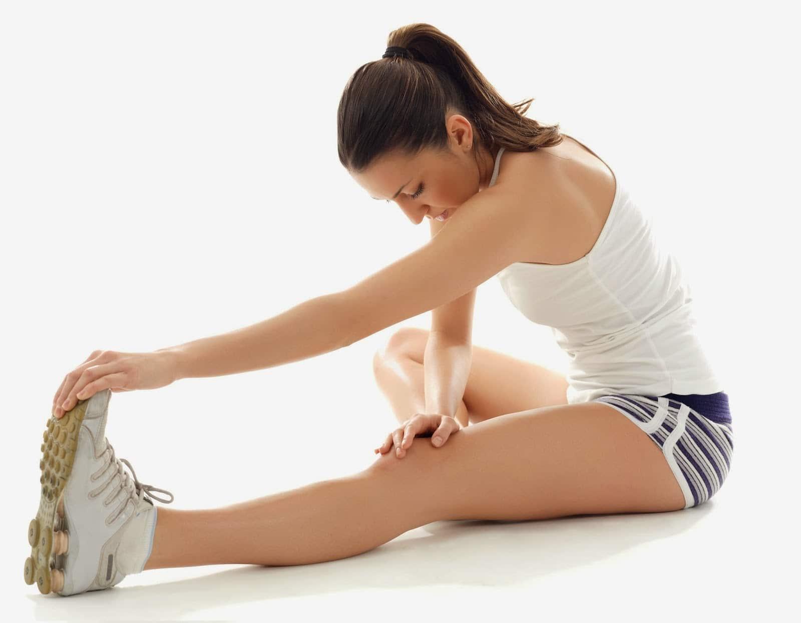 Los estiramientos facilitarán nuestro trabajo y nos evitarán dolores de cabeza... y de músculos.