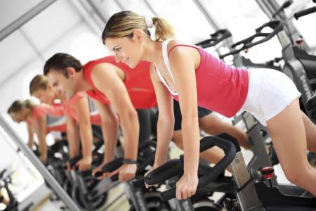 ejercicios cardio en el gym