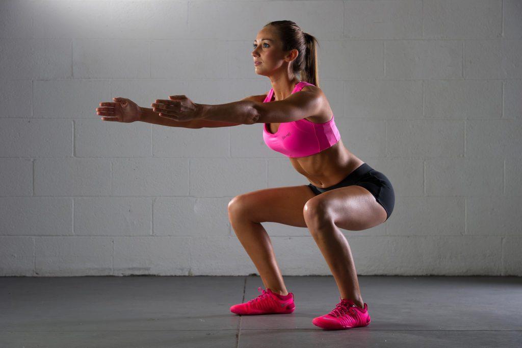 ejercicios de fuerza sin aparatos