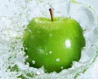 manzana hidratante