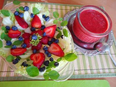 Hay tantas formas de disfrutar la fresa como beneficios que nos da