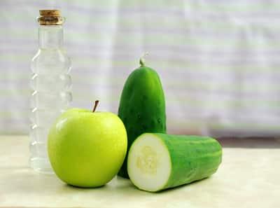 pepino manzana