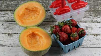 melón fresa