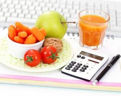 Calcular calorias diarias