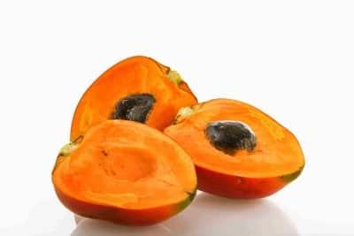 image Como frutas antes de ser tomada por mi querida