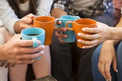 Tomar café para bajar de peso