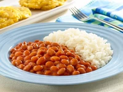 arroz blanco engorda