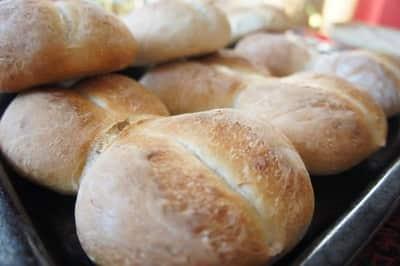 Calorías en un pan francés peruano
