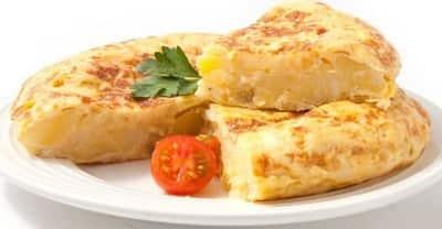tortilla de patata engorda